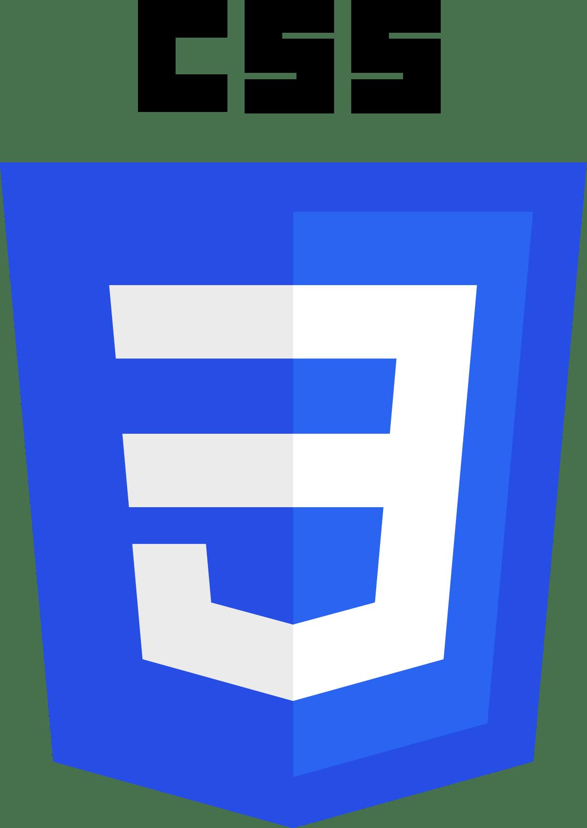 לוגו CSS